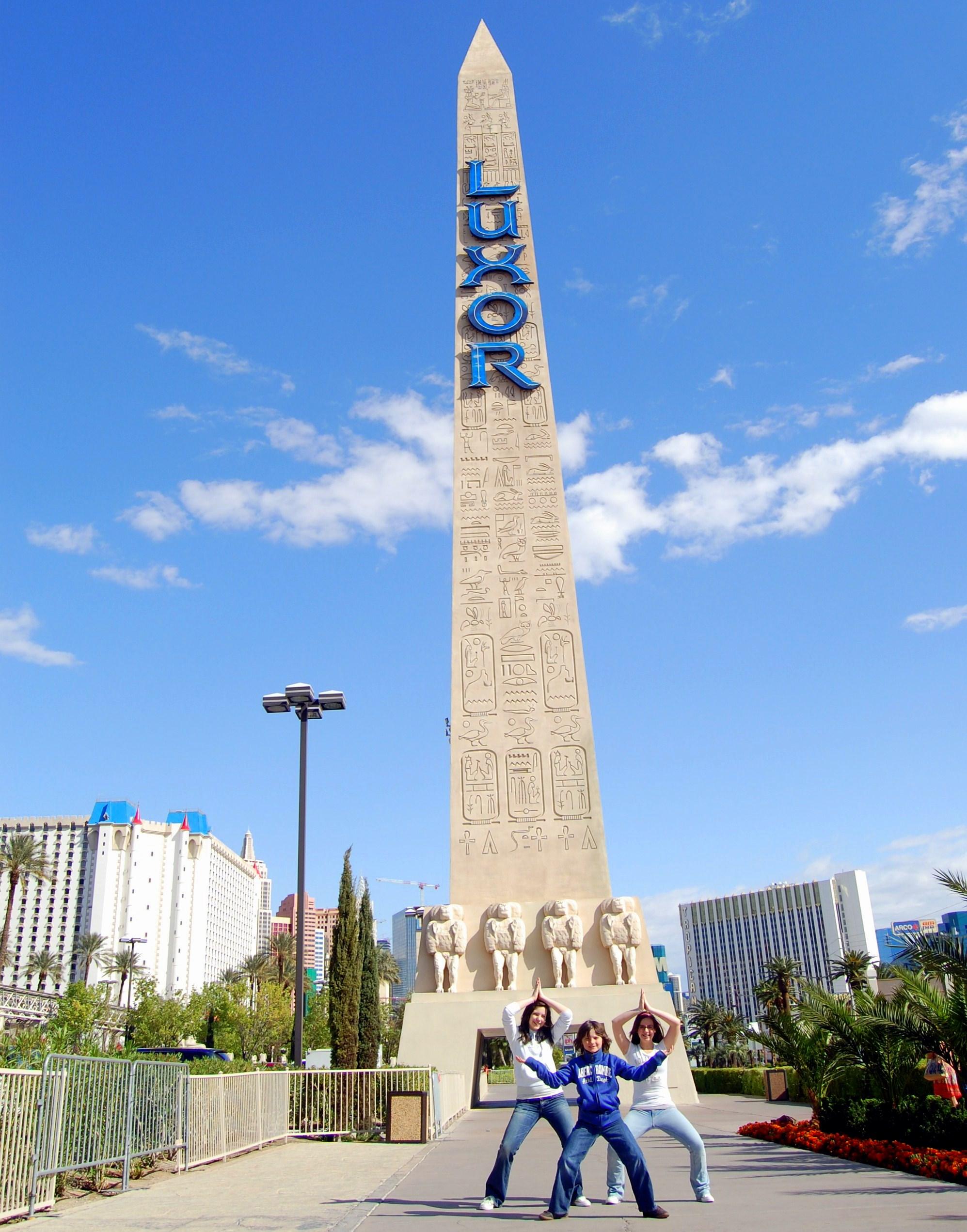 Luxor-Obelisk