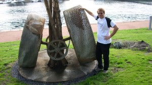 Drammen-stari kotači