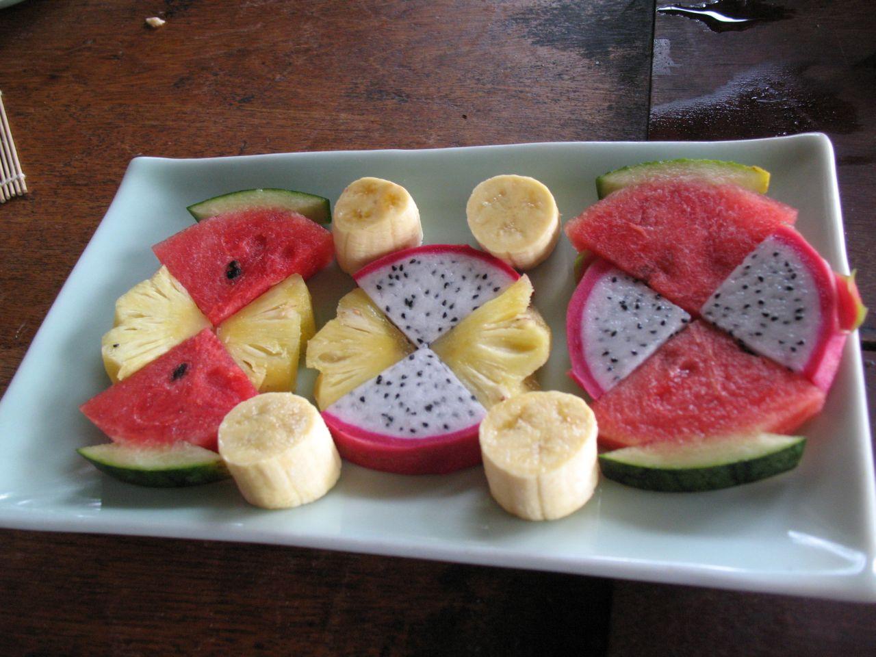 Dekoracija voća