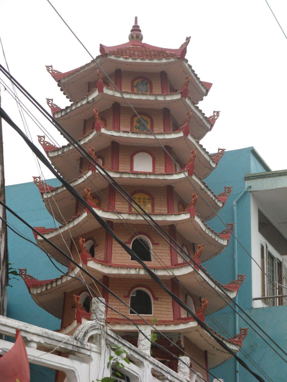 Toranj hrama
