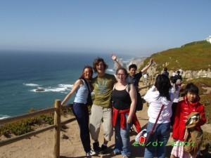 Cabo de Roca - najzapadniji rt Europskog kontinenta