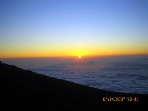 Haleakala Sunset 1
