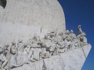 spomenik znamenitim portugalcima, Llisabon