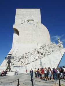 Spomenik znamenitim portugalcima, Lisabon2