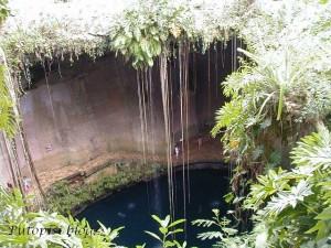 2-Cenote-izvana