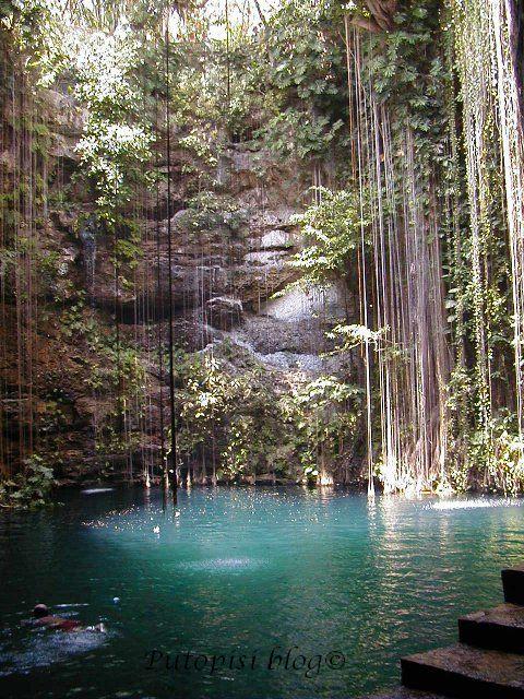 3-Cenote-unutra