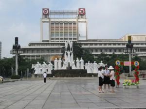 Trg u Pyongyangu