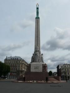 Spomenik slobode - simbol neovisnosti i slobode za Latvijski narod