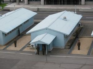 Granica razdvajanja Sj i J. Koreje