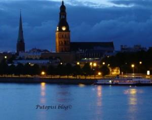 Riga noću