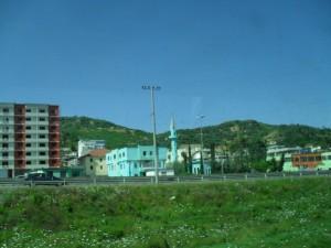 Mjesto Vore blizu Tirane