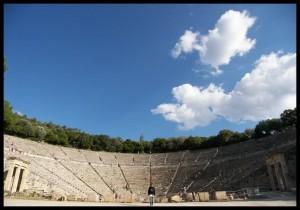 Stari amfiteatar u Epidauru