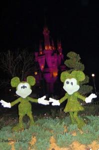 Magic Kingdom - Mickey Minnie