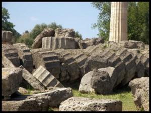 Nekad bio dio Zeusovog hrama