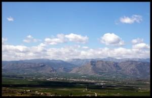 Panorama na putu za Nafplio 2
