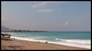 Plaža na Jonskom moru