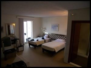 Soba hotela Theoxenia