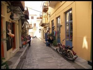 Ulicama Nafplia
