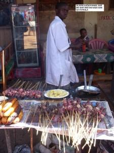 Glavni ulični kuhar