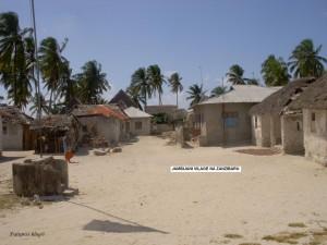 Jambijani vilagge na Zanzibaru