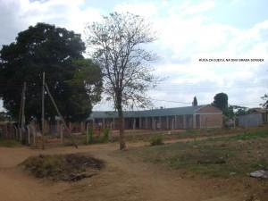 Kuća za djecu , na dnu grada Songea