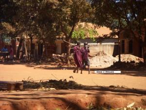 Masai u prolazu