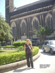 Mjesto na kojem je nekada bila tržnica roblja, a danas se nalazi crkva