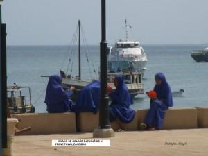 Ovako se oblače djevojčice u Stone Town-u, Zanzibar