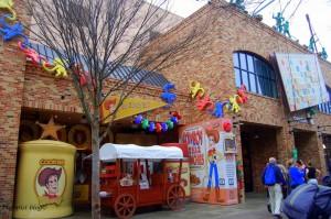Disney Hollywood Studios - Toy Story