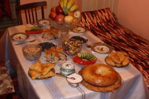 Dobrodošlica u uzbečki dom
