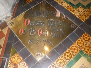 Grob Jonathana Swifta