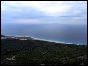 Plaže, kilometri plaže
