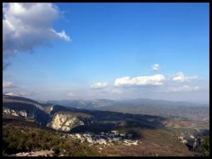 Monodendro  - panorama