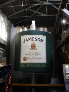 Old Jameson Distillery 1