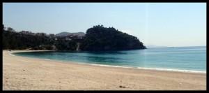 Parga - plaža