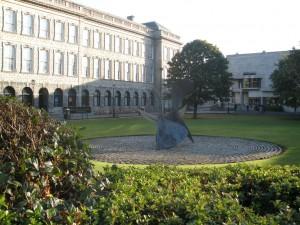 Trinity College dvorište