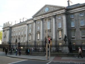 Trinity College izvana