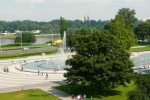 Prekrasni parkovi Varšave