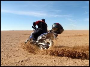Pijesak na sve strane
