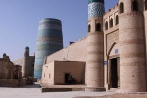Drevni grad Khiva