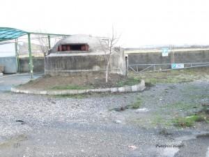Bunker pored mjesta dobrodošlice