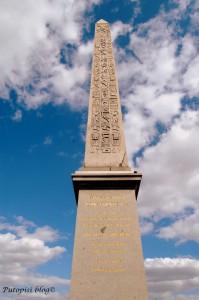 Concorde - Obelisk