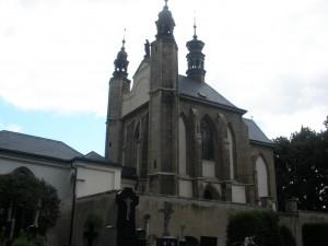 Crkva Svih Svetih - Kosturnica