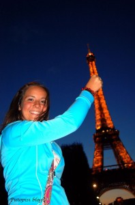 Eiffel Tower - Lea