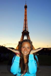 Eiffel Tower - Lea 2