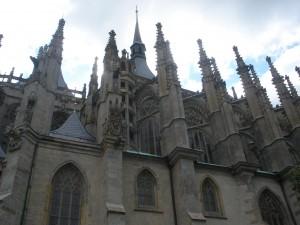 Fasada sv.Barbare