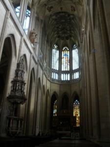 Interijer Crkve sv.Barbare