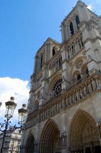 Notre Dame - Front
