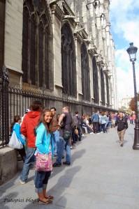 Notre Dame - Line