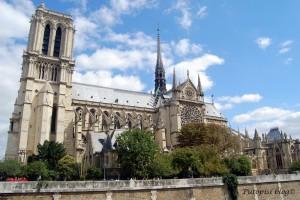 Notre Dame - Side